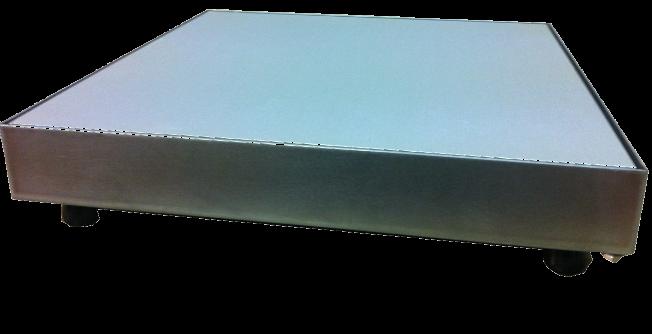 Plaque chauffante - Platine chauffante sans rebord